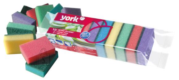 York York nõudepesusvamm 10tk