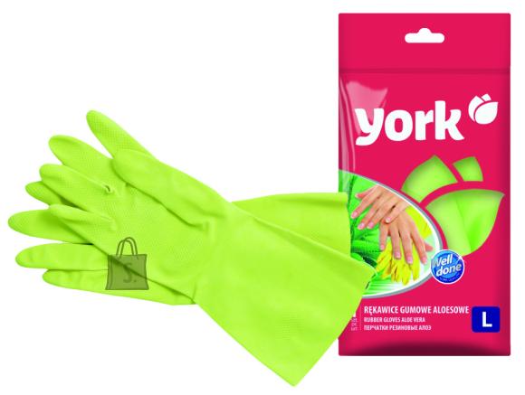 York York Supreme kummikindad, suurus L, ALOE VERA