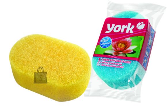 York York kehasvamm ovaalne