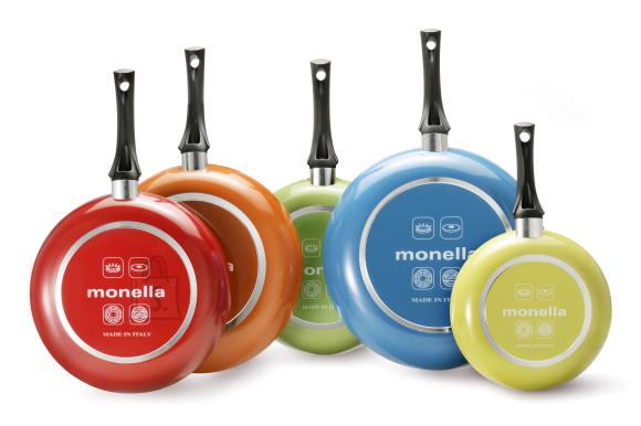 Accademia Mugnano AM Monella non-stick pann 24cm