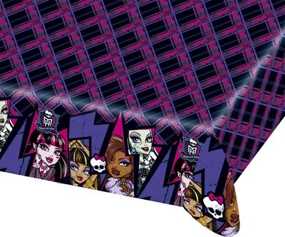 Amscan Monster High 2 laudlina 120*180cm/1tk.