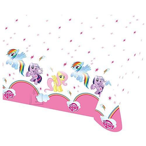 Amscan Laudlina 120x180cm 1tk/pk My Little Pony Rainbow