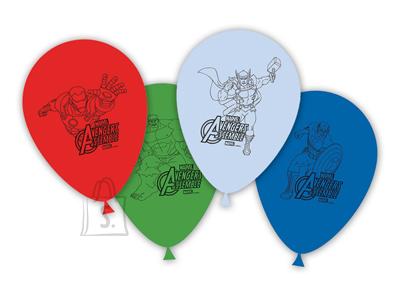 """Kariboo Õhupallid Avengers 8tk/27,5cm/11""""(procos)"""