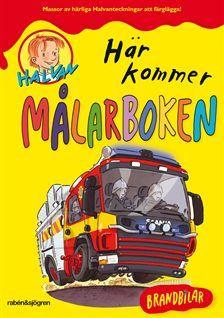 Micki Tuletõrjeauto värvimisvihik
