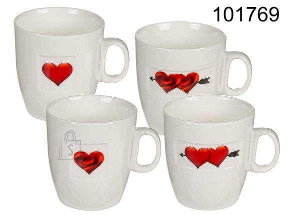 OOTB Kruus südamed & roos 8 x 7,5cm