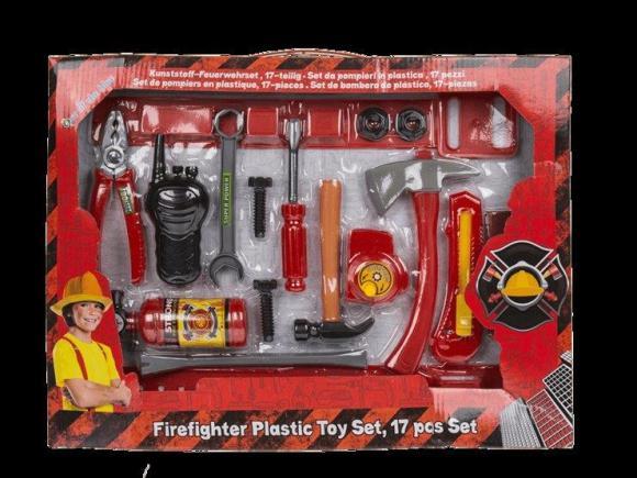 OOTB Tuletõrjuja tööriistakomplekt 17 osa