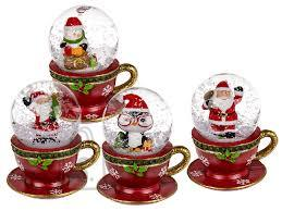 OOTB Klaaskuul lumega jõuluteemaline