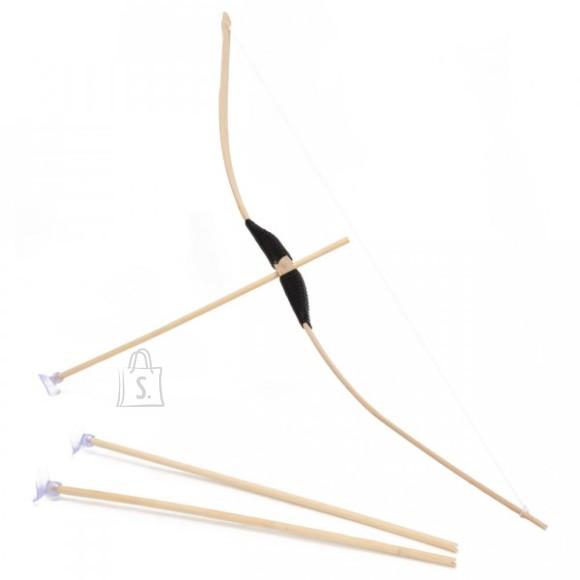 Rasehorn Vibu bambusest +3 noolt, 75cm