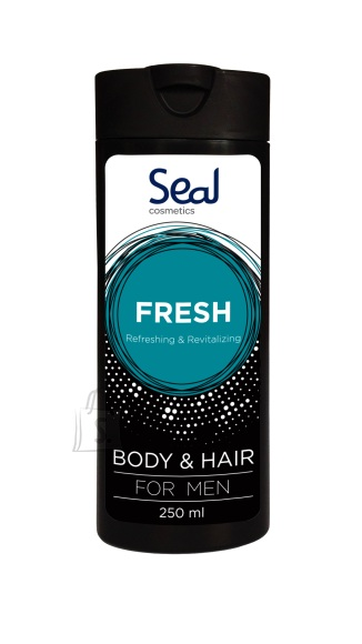 Seal Dušigeel FRESH meestele 250ml