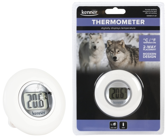 Kenner Kenner sisetermomeeter, digitaalne