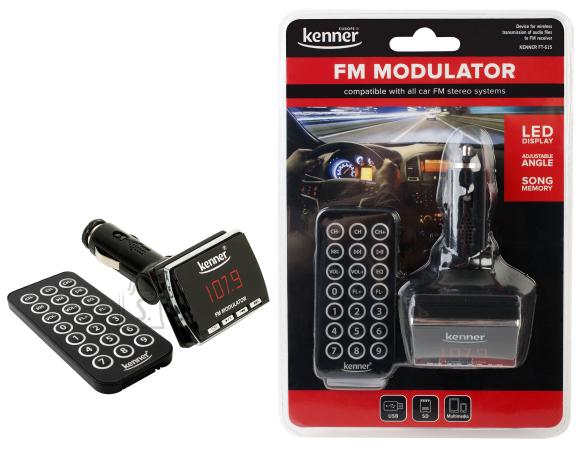 Kenner Kenner FT615 FM-transmitter autosse EOL