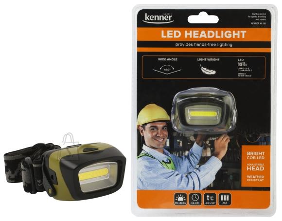 Kenner LED pealamp, 3XAAA
