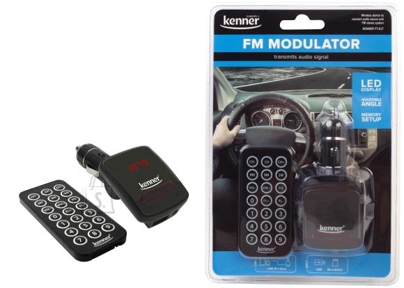 Kenner FM-transmitter autosse