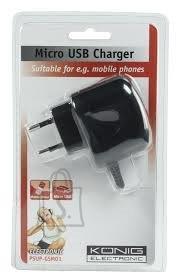 König König Micro USB toalaadija 220V