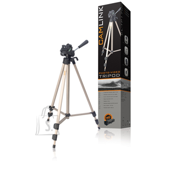 Camlink Camlink foto/video statiiv, 127cm