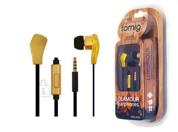 Tomig Tomig kõrvaklapid mobiilile Glamour, kuld