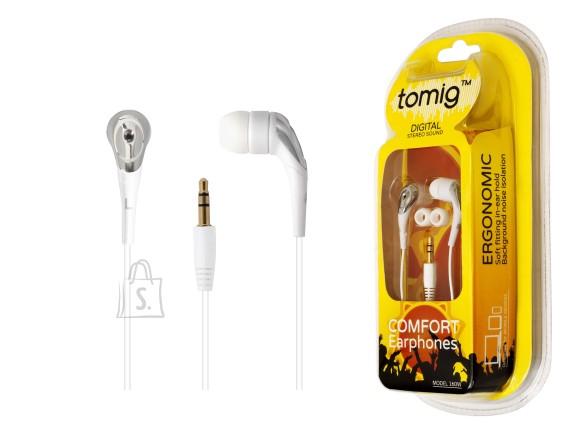 Tomig Tomig kõrvaklapid Comfort, valged