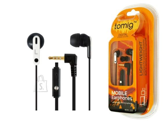 Tomig Tomig kõrvaklapid mobiilile Mobile, mustad