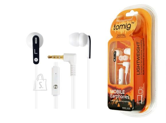 Tomig Tomig kõrvaklapid mobiilile Mobile, valged