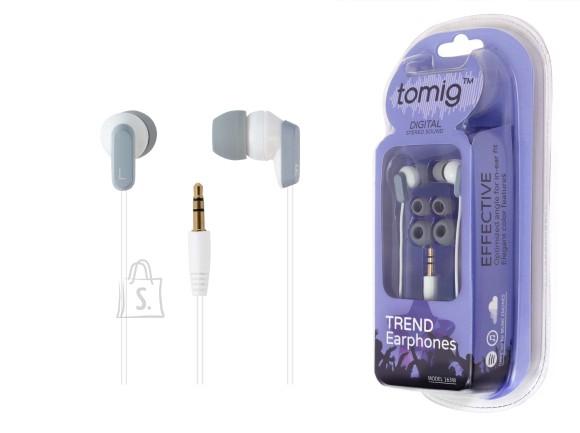 Tomig Tomig kõrvaklapid Trend ,valge/hall