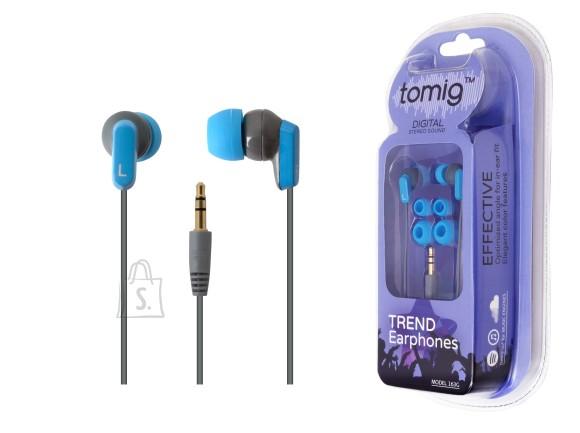 Tomig Tomig kõrvaklapid Trend, hall/sinine