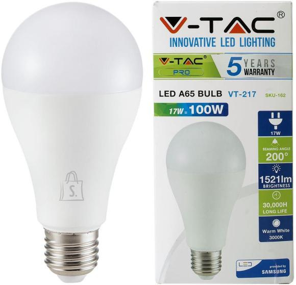 V-Tac LED lamp E27/17W/1521lm/A65