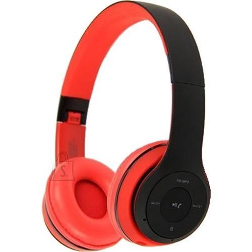 Havit Kõrvaklapid Bluetooth,suured, punased