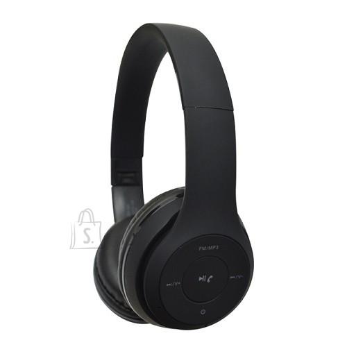 Havit Kõrvaklapid Bluetooth,suured, mustad