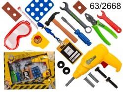 OOTB Tööriistakomplekt 19 osa