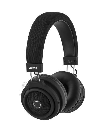 ACME Kõrvaklapid suured, juhtmevabad, Bluetooth