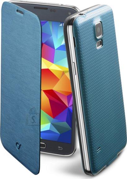 Cellularline Cellular Samsung Galaxy S5 ümbris, Flip Book, sinine