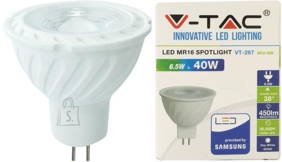 V-Tac LED lamp GU5.3/6,5W/450lm