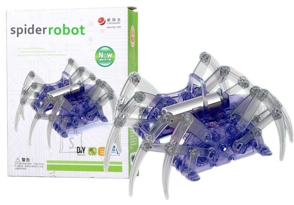 LEAN TOYS Robot-ämblik, kokkupandav