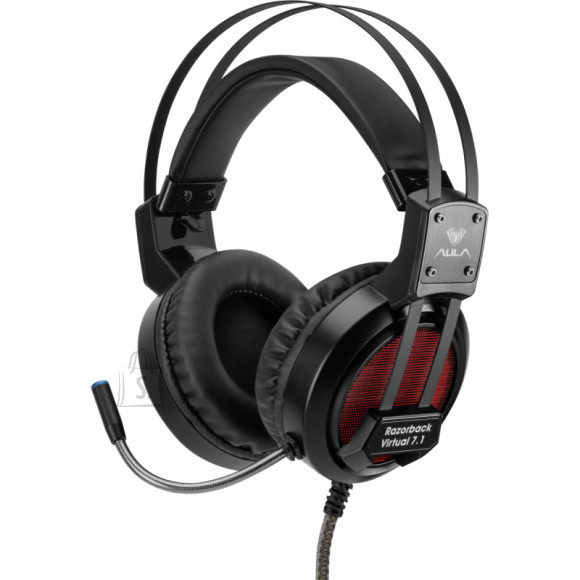 ACME Kõrvaklapid mänguritele, Razorback 7.1