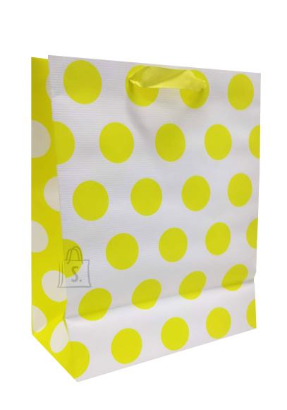Eurowrap L kinkekott Yellow Neon