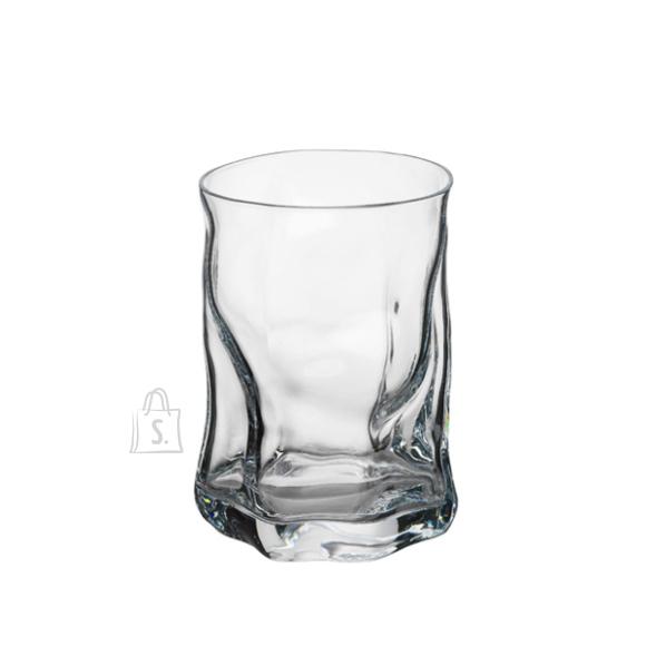 Bormioli Sorgente klaas 30cl CT6 valge