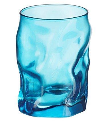 Bormioli Sorgente klaas 30cl CT6 sinine