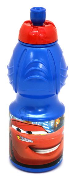 Stor joogipudel 400ml Autod sinine
