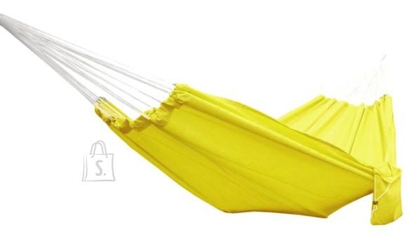 Lander Võrkkiik tekstiil 220*140 kollane/roheline