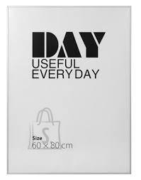 Day Day pildiraam 60x80cm Alu/S/S