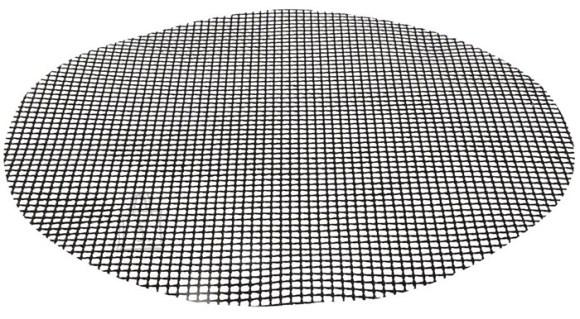 Dangrill Grillimismatt mittenakkuva pinnaga. 40,5cm, 260°