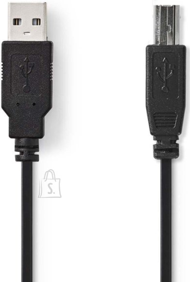 Nedis Kaabel USB A otsik - B otsik, 3m