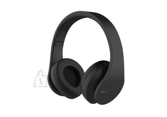 Havit Kõrvaklapid Bluetooth,suured, microSD, mustad