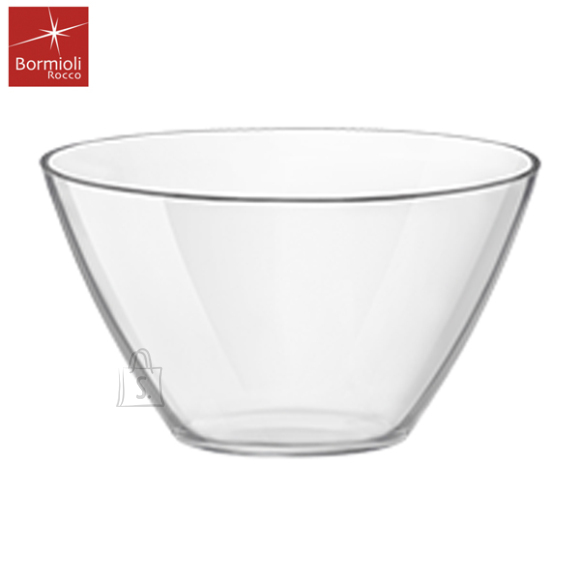 Bormioli Klaaskauss Basic 400cl 26x14,5cm F6CT12 /216
