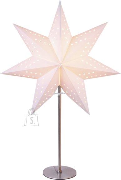 Star Täht BOBO jalal 34x51x14cm valge E14 25W lamp (ei kuulu) IP20