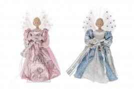 Finnlumor Ingel Finnlumor 25cm roosa/sinine assortii (3xAA, ei sisaldu)
