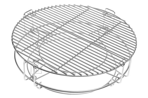 Tammer Grillresti süsteem Kamado 22' grillile 48x48x15,6cm