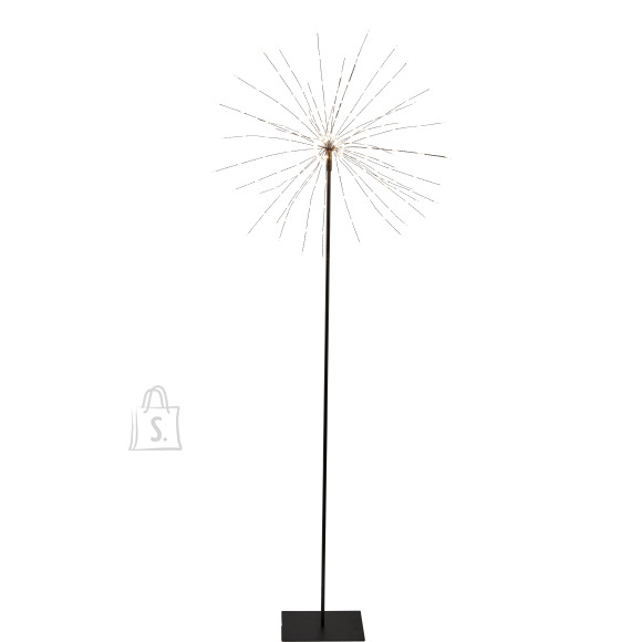 """Star Dekoratsioon """"Ilutulestik"""" jalal. 200 LED tuld, soe valge, l50x130cm"""