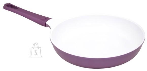 Bergner Pann Vioflam 28 x 5,6cm  purple (valualumiinium keraamilise kattega)