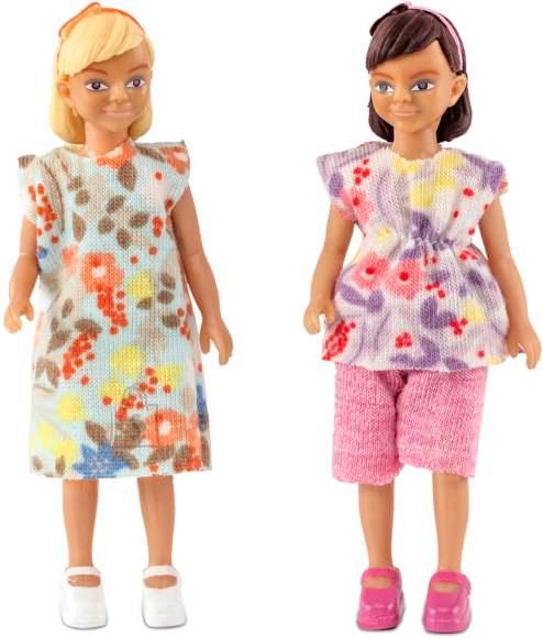 Micki Lundby kaks tüdrukut